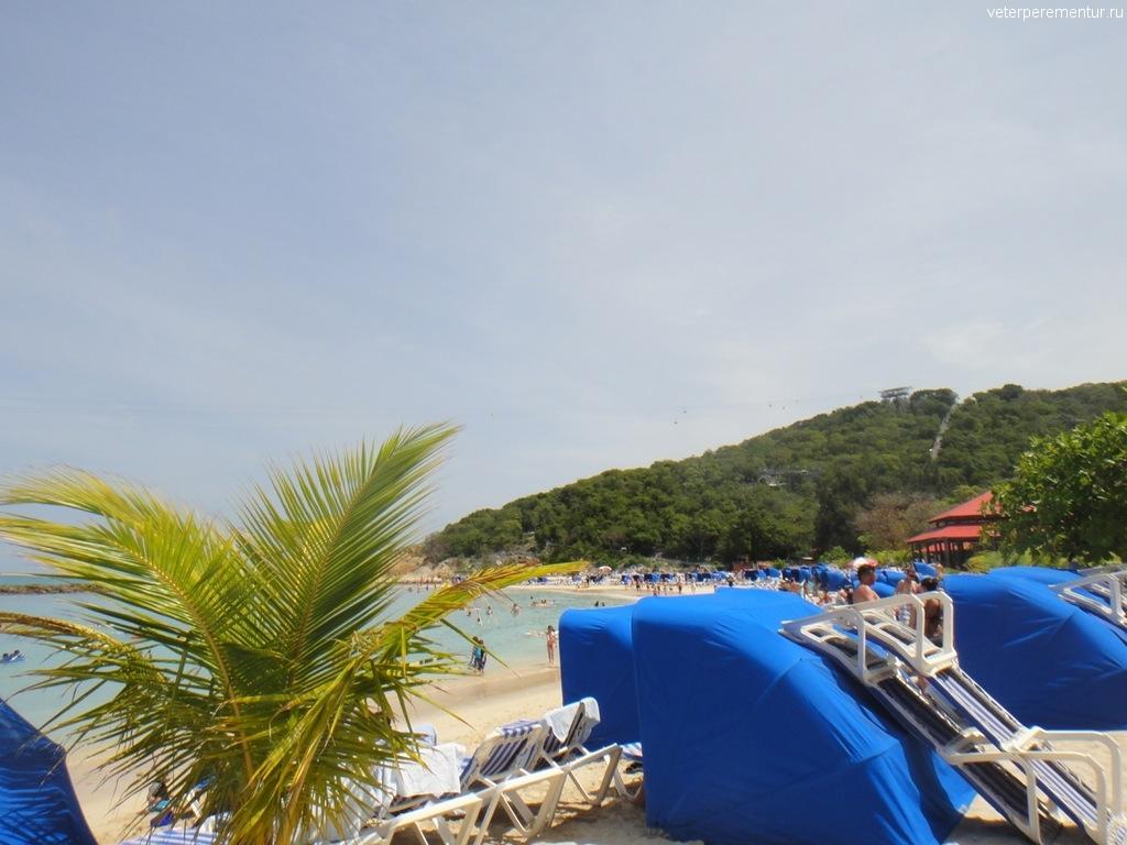 Пляжи на Лабади, Гаити