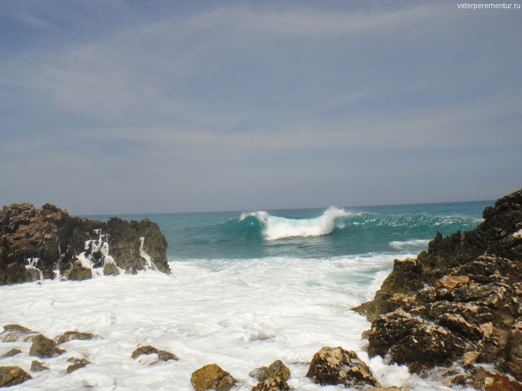 Волны на Лабади