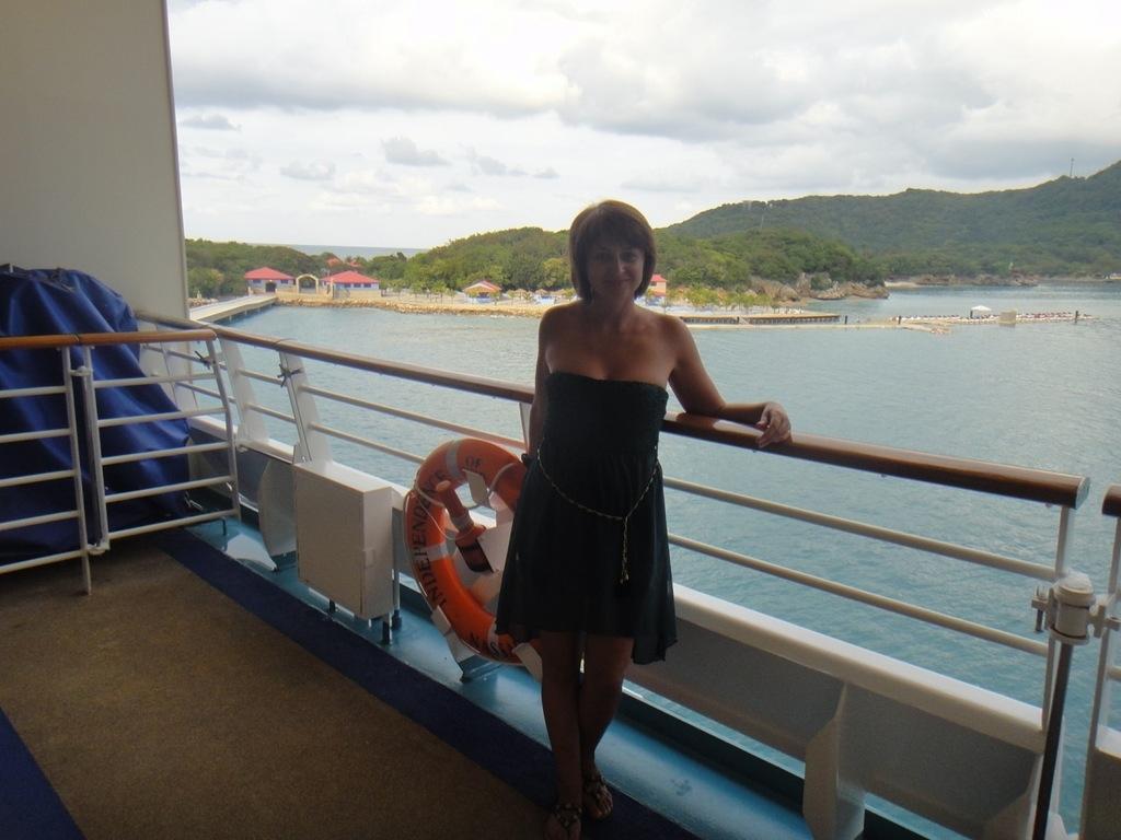 Отплытие с Лабади