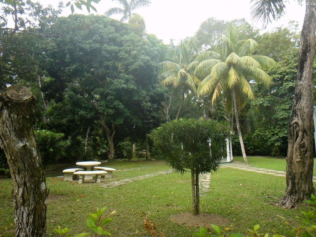 Dunn's River Falls & Park, Ямайка