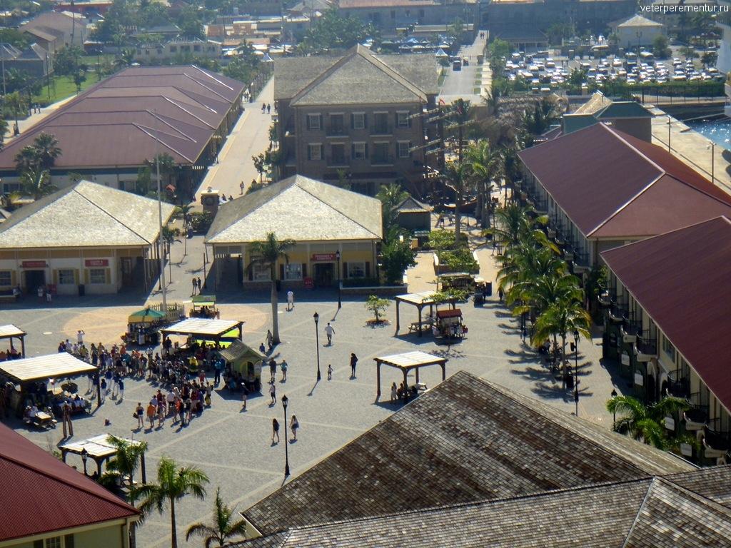 Фалмут, Ямайка
