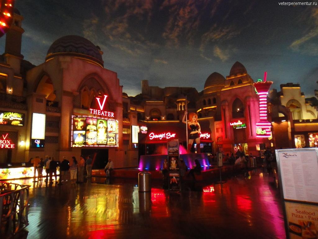 Отели Лас Вегаса