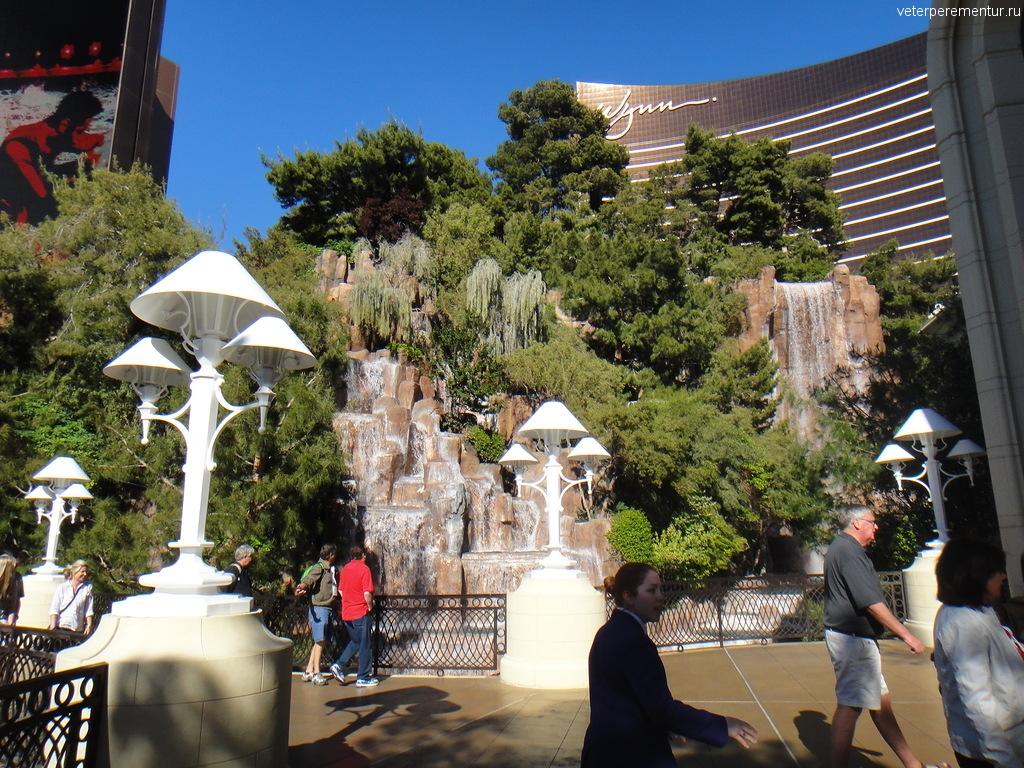 Отели на Стрипе, Лас Вегас