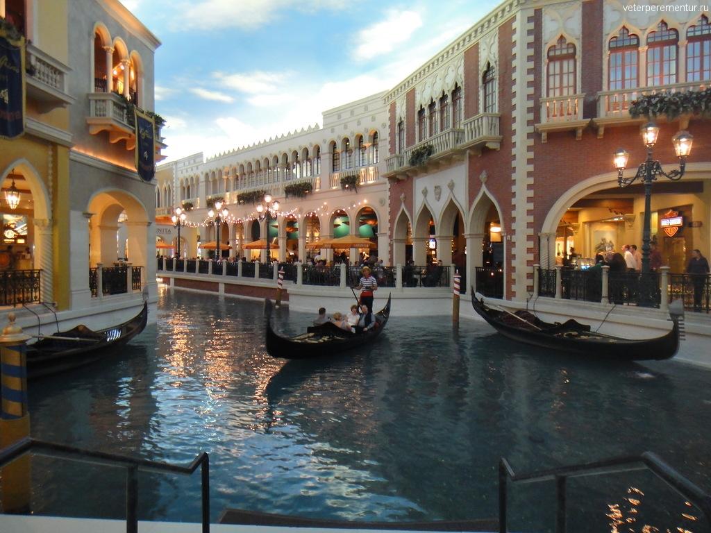 """Отель """"Венеция"""", Лас Вегас"""