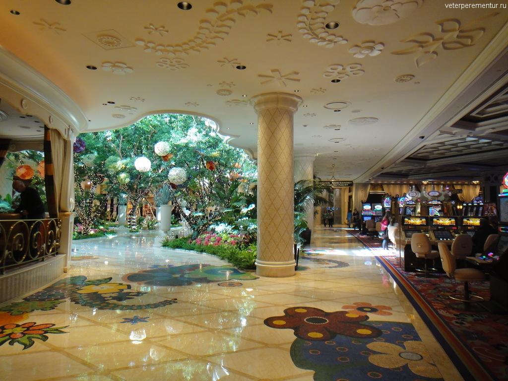 Отель Wynn, Лас Вегас
