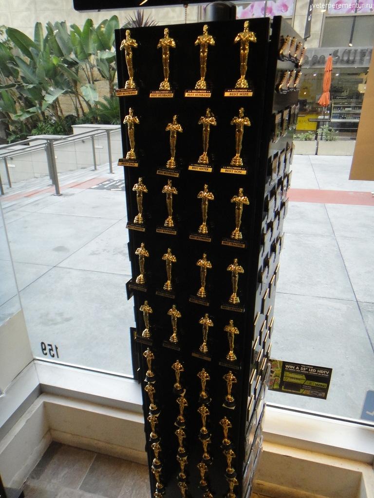 Оскары, Голливуд, Лос Анджелес