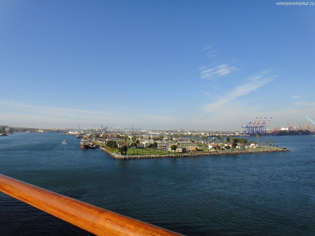 Порт Лос Анджелеса