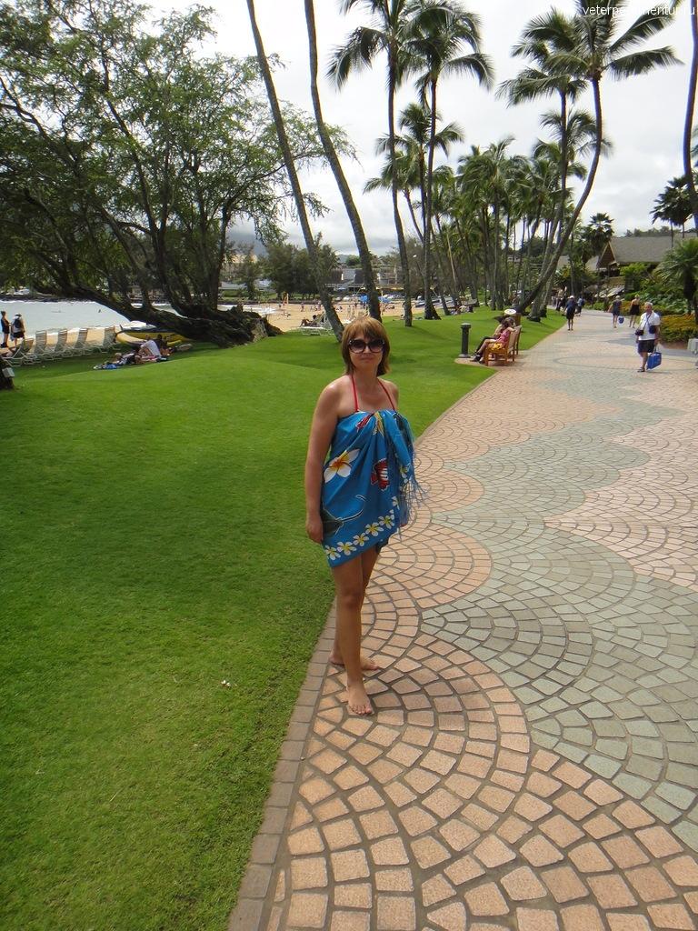 Пляж на КАУАИ