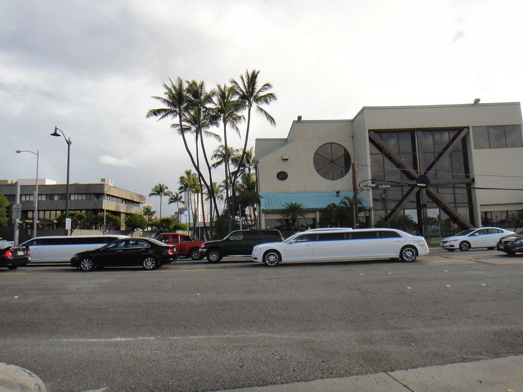 Улицы Гонолулу