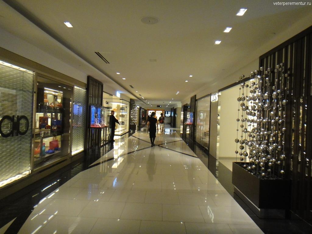 """Торговый центр """"Галерея"""", Гонолулу"""