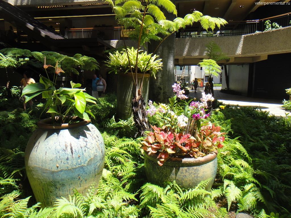 Royal Hawaiian Center, Гонолулу