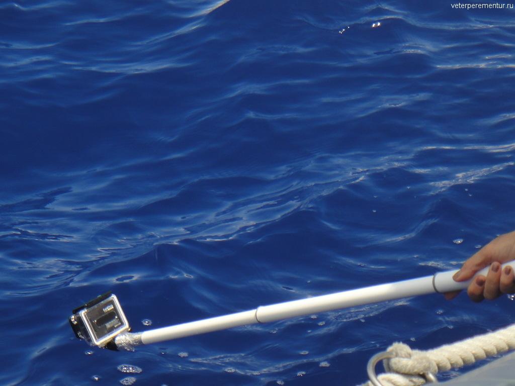 фотоаппарат для съемок под водой