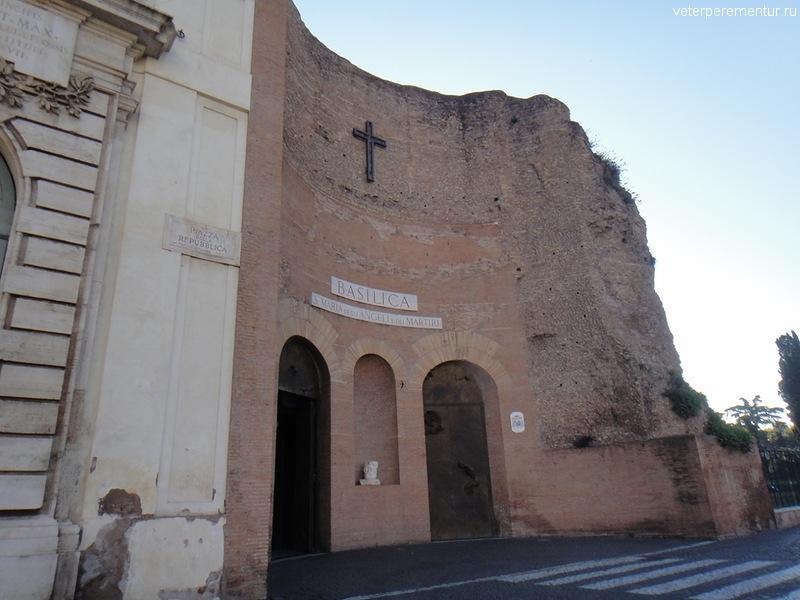 Базилика, Рим