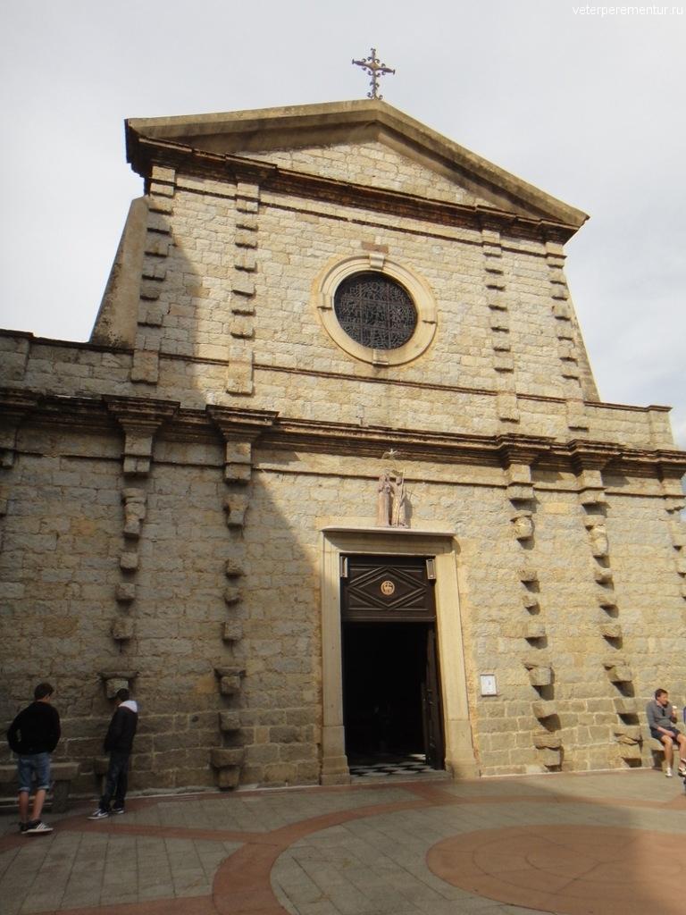 Порто Веккьо, Корсика