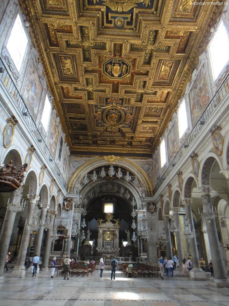 базилика Santa Maria in Aracoeli