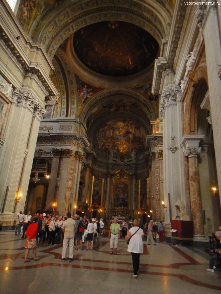 Базилики в Риме