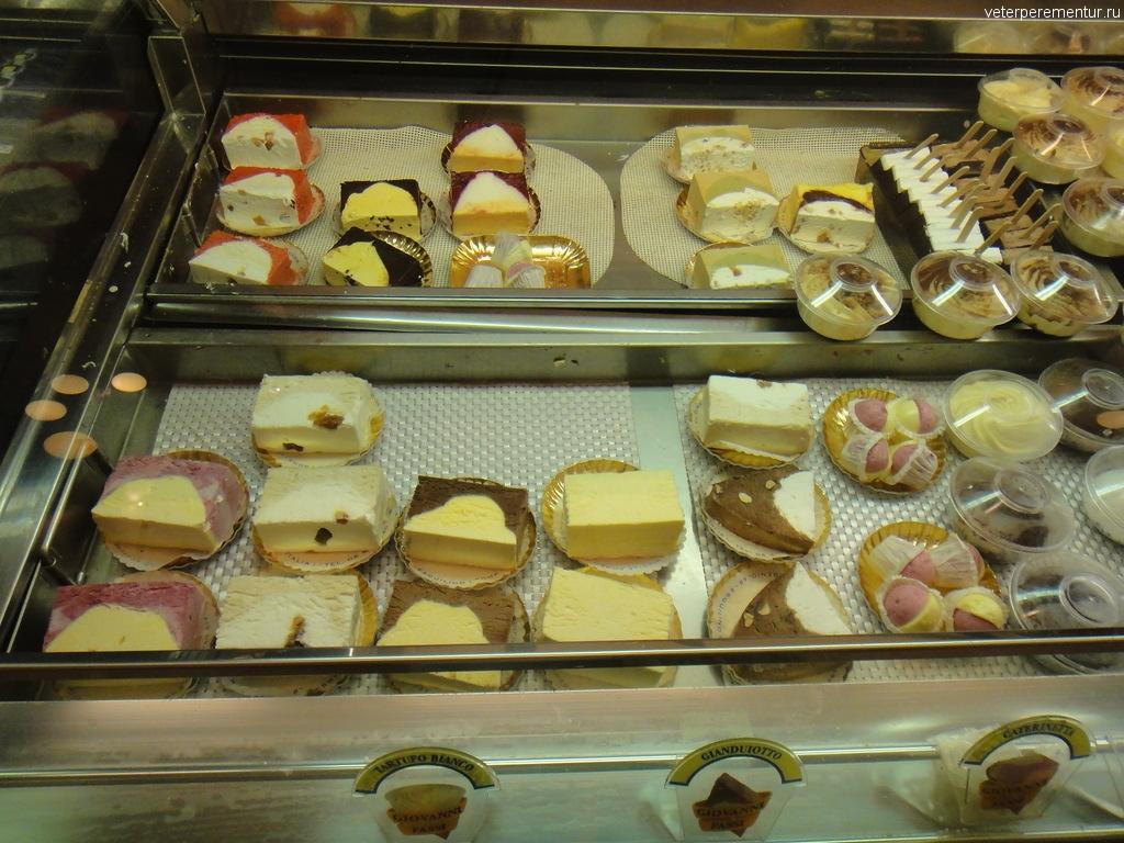 Дворец Мороженого в Риме