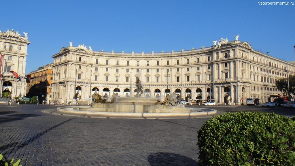 лето в Риме