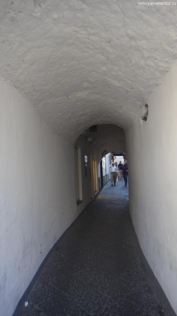 Улицы Капри