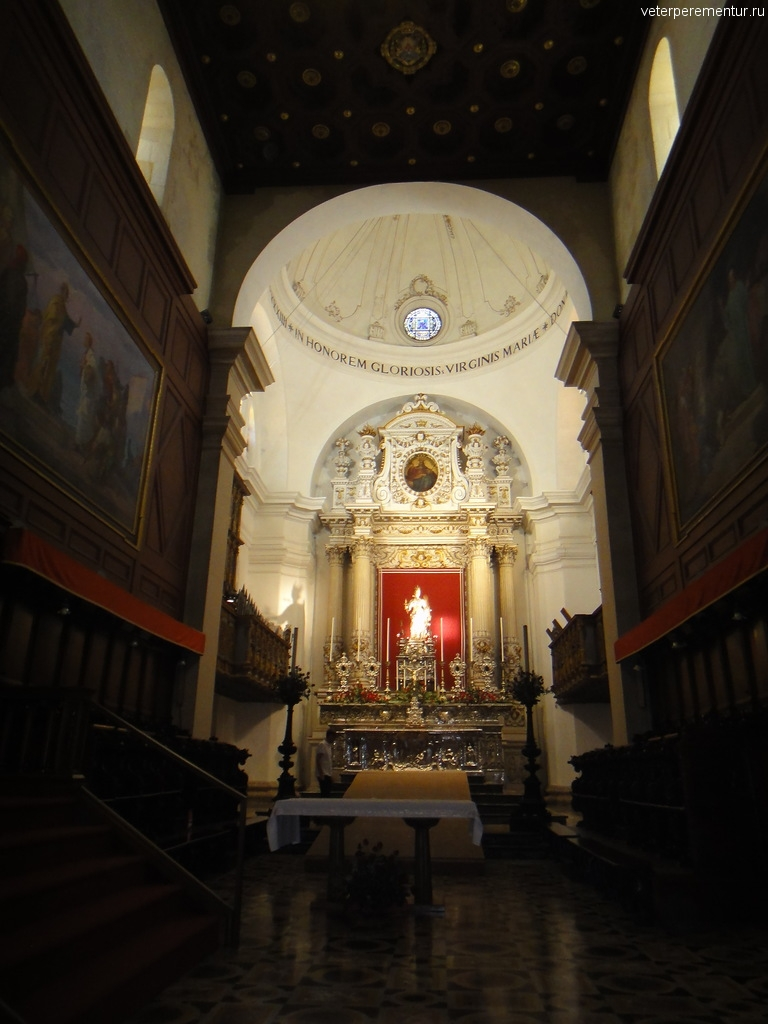 Duomo di Siracusa, Сиракузы, Сицилия