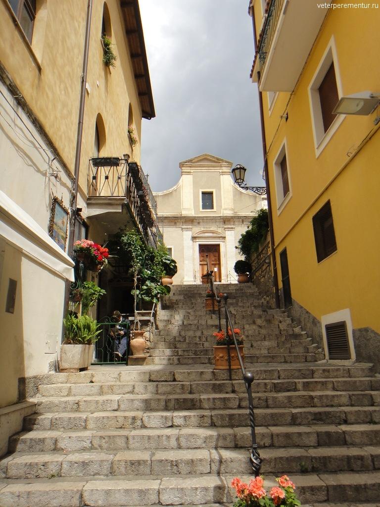 Таормина, Сицилия
