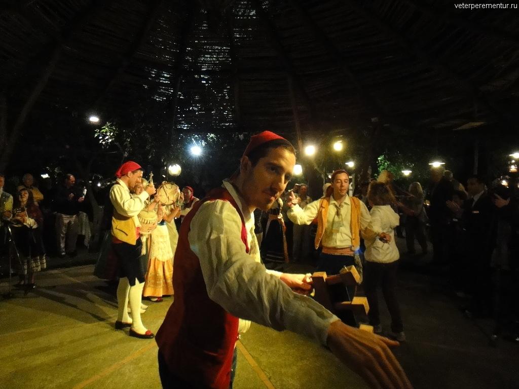 """Танцы, экскурсия """"Итальянский вечер"""""""