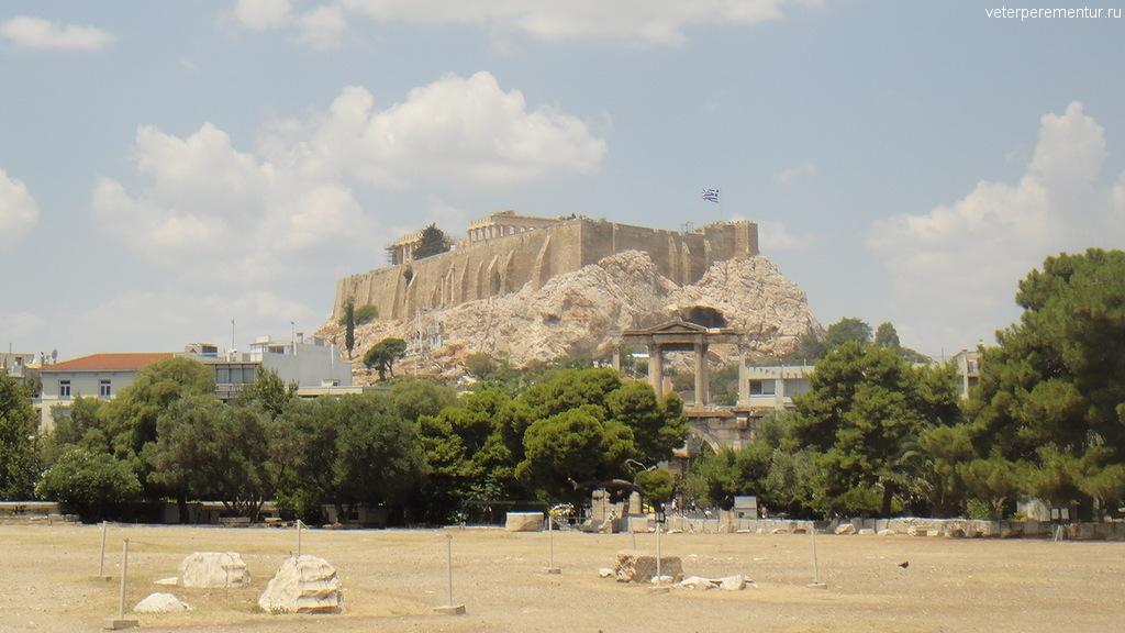 Греция, Афины