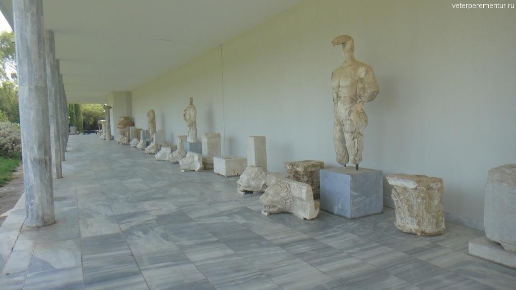 Музей в Олимпии