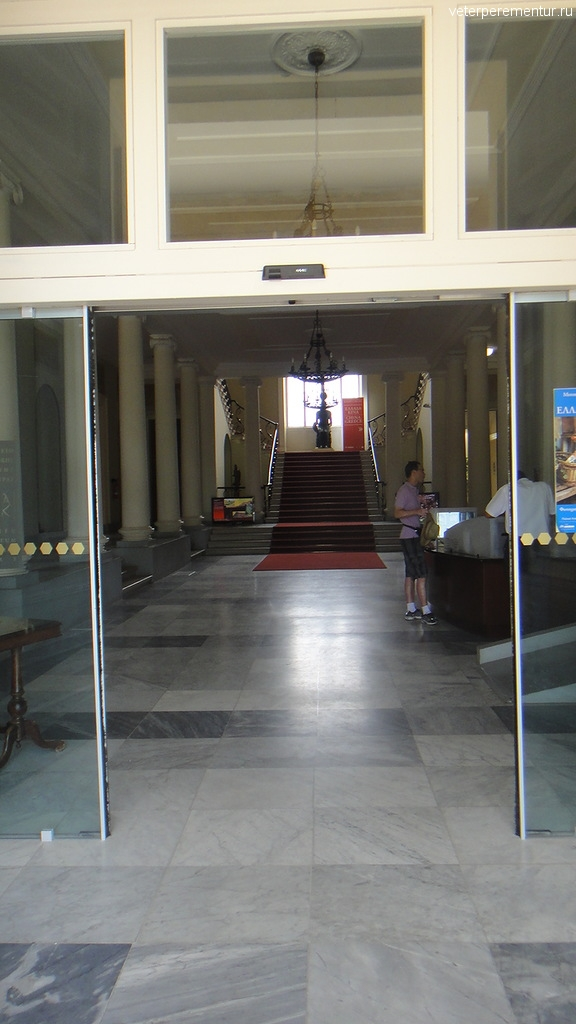 Музей в Керкире, Корфу