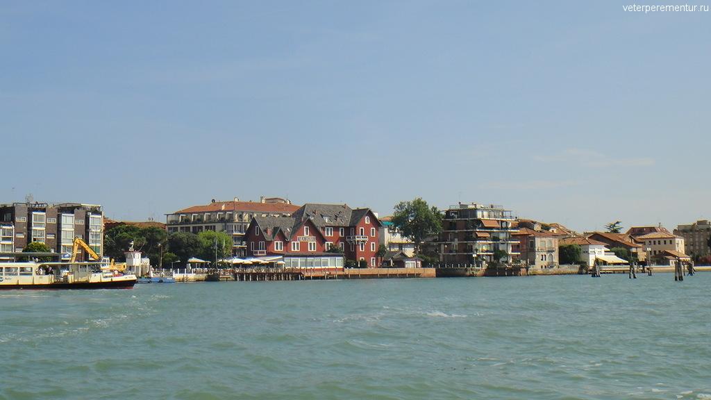 Лидо, Венеция