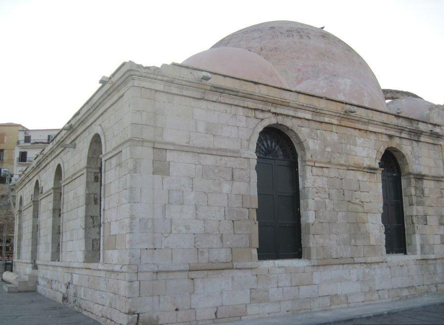 Мечеть Янычар, Ханья, Крит