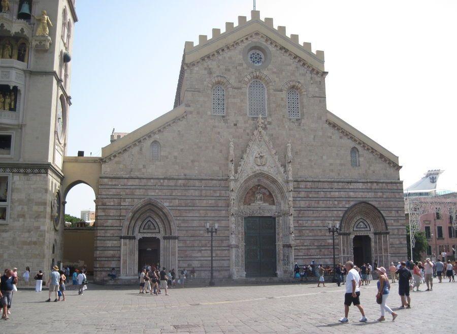 Домский собор в Мессине, Сицилия