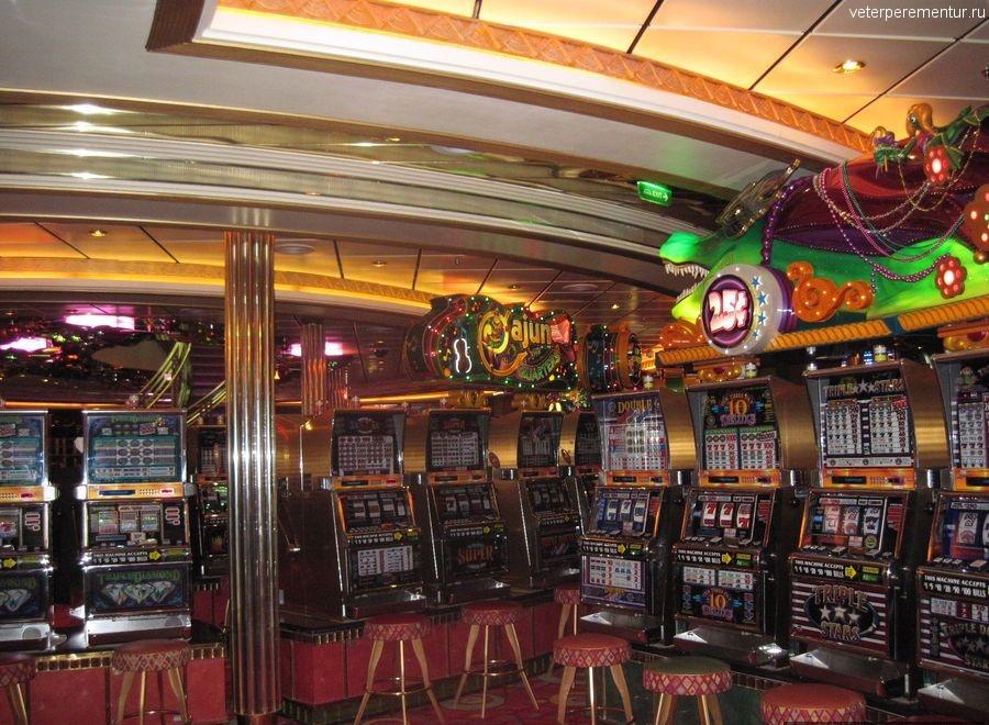 Navigator of the Seas, казино