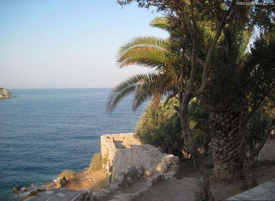 Голубиный остров, Кушадасы