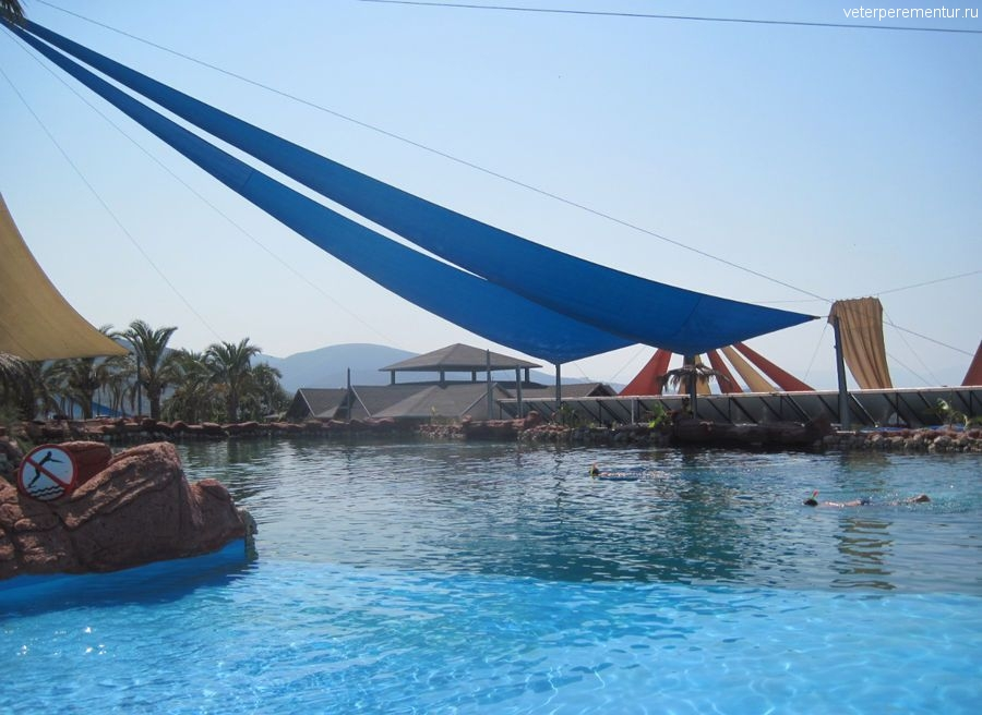 Sea Park, Кушадасы, бассейн