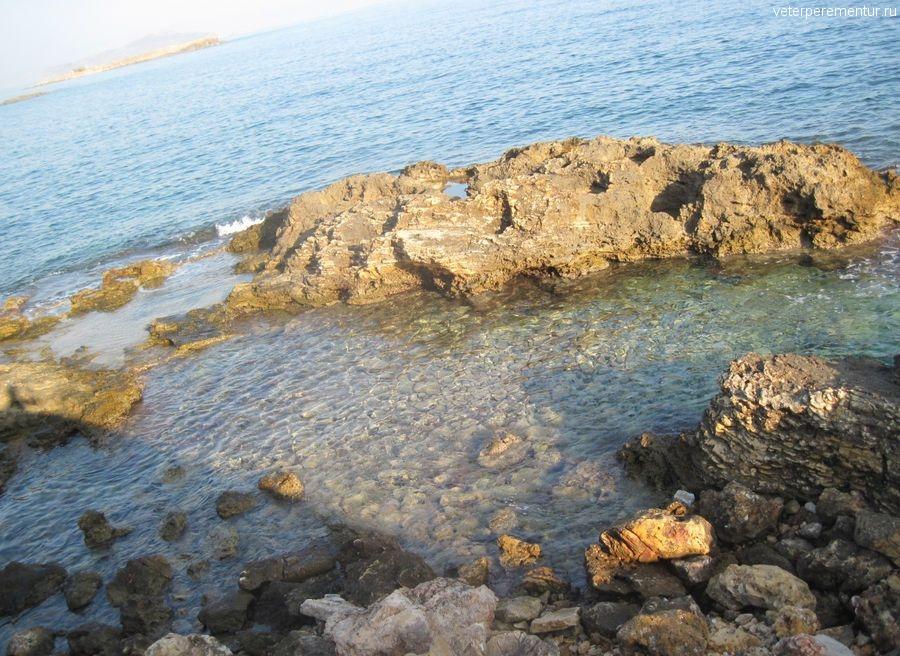 Ханья, Крит, вид на море