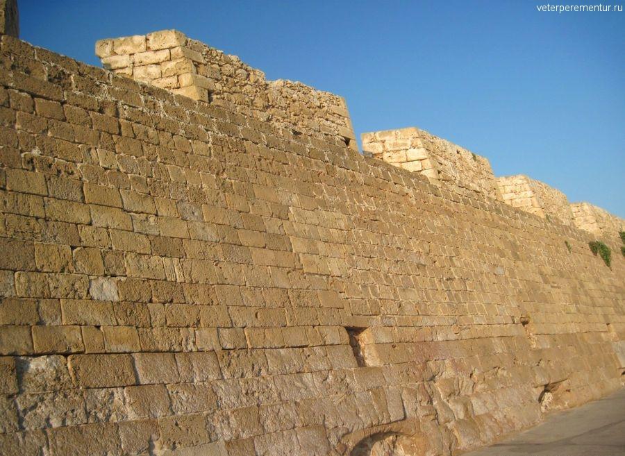 форт Фрикас, Ханья, Крит