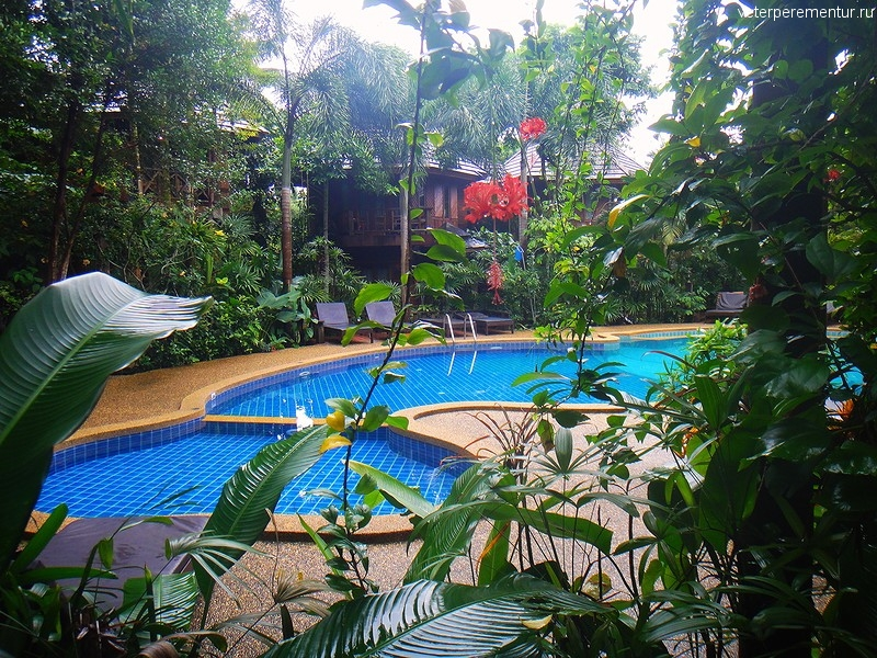 Phu Pha Ao Nang Resort and Spa, Таиланд, Ао Нанг