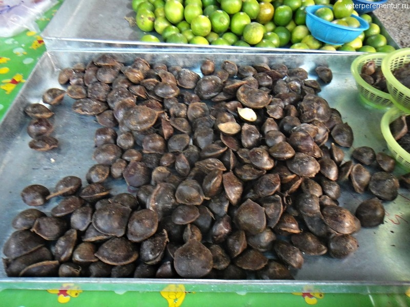 Рынок в Таиланде, Краби, Ао Нанг
