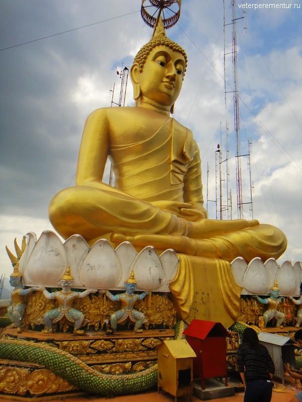 На вершине священной горы, Таиланд, Краби
