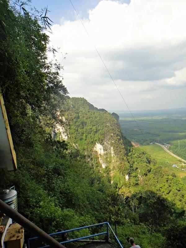 Виды с горы, Таиланд, Краби