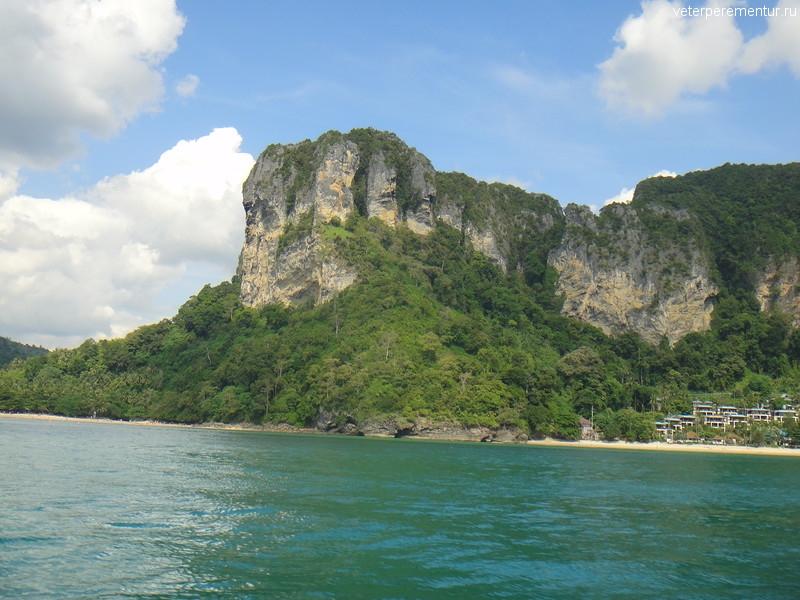 Побережье провинции Краби, Таиланд