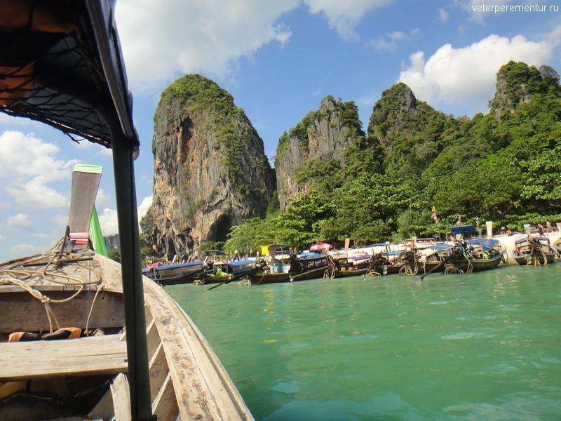 Побережье в провинции Краби, Таиланд