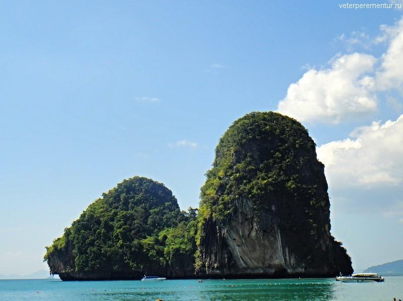 Острова рядом с Рейли, Таиланд