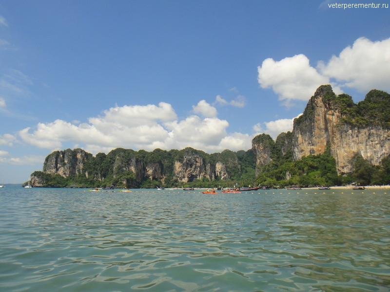 Прананг, Рейли, Таиланд