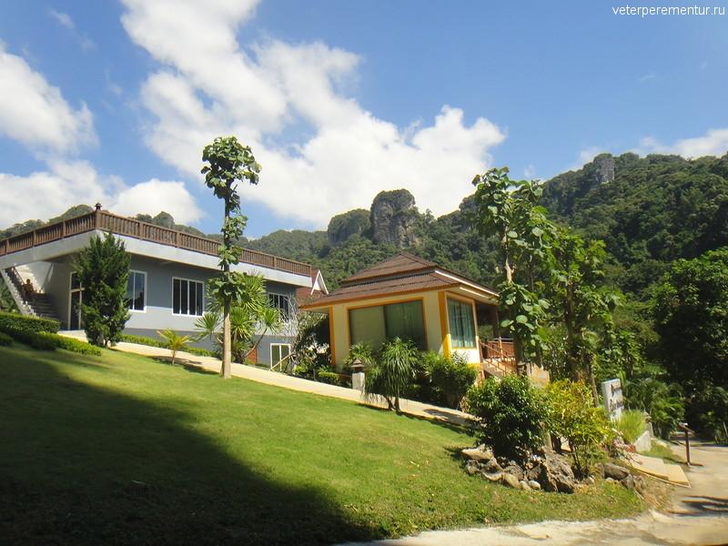 Отель на Рейли, Таиланд