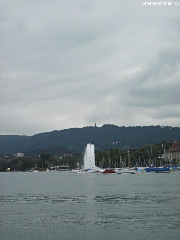 Цюрихское озеро, Швейцария