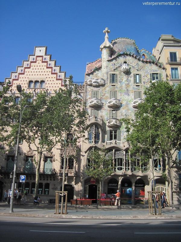 Каса Бальо, Барселона