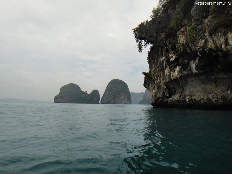 Маленькие островки рядом с Рейли