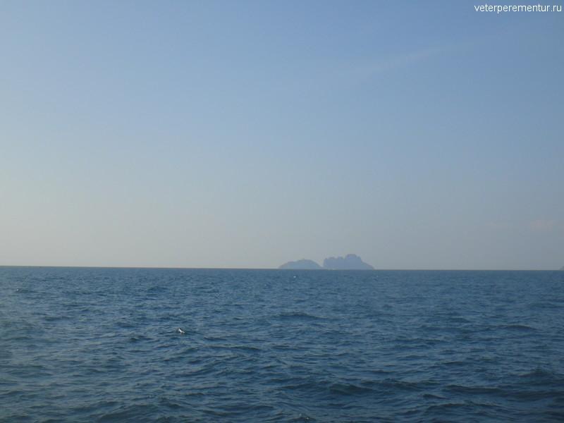 Остров в Андаманском море